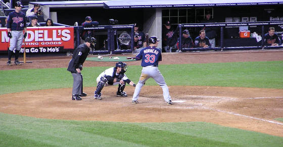 2006 AL MVP at the plate